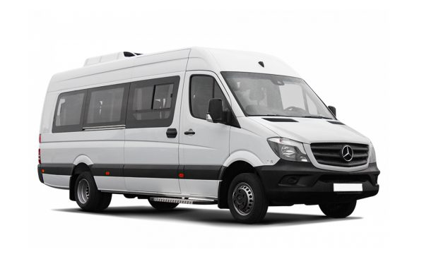 Mercedes Sprinter Tourist - Аренда пассажирского транспорта в Санкт-Петербурге