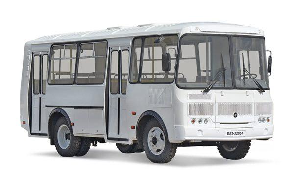 ПАЗ 3205-2019 - Аренда пассажирского транспорта в Санкт-Петербурге