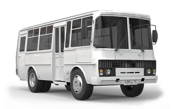 Паз 3205 - Аренда пассажирского транспорта в Санкт-Петербурге