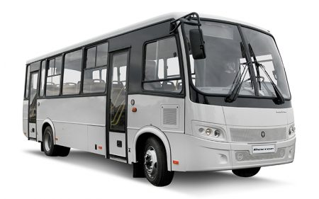 ПАЗ 320402-03 - Аренда пассажирского транспорта в Санкт-Петербурге