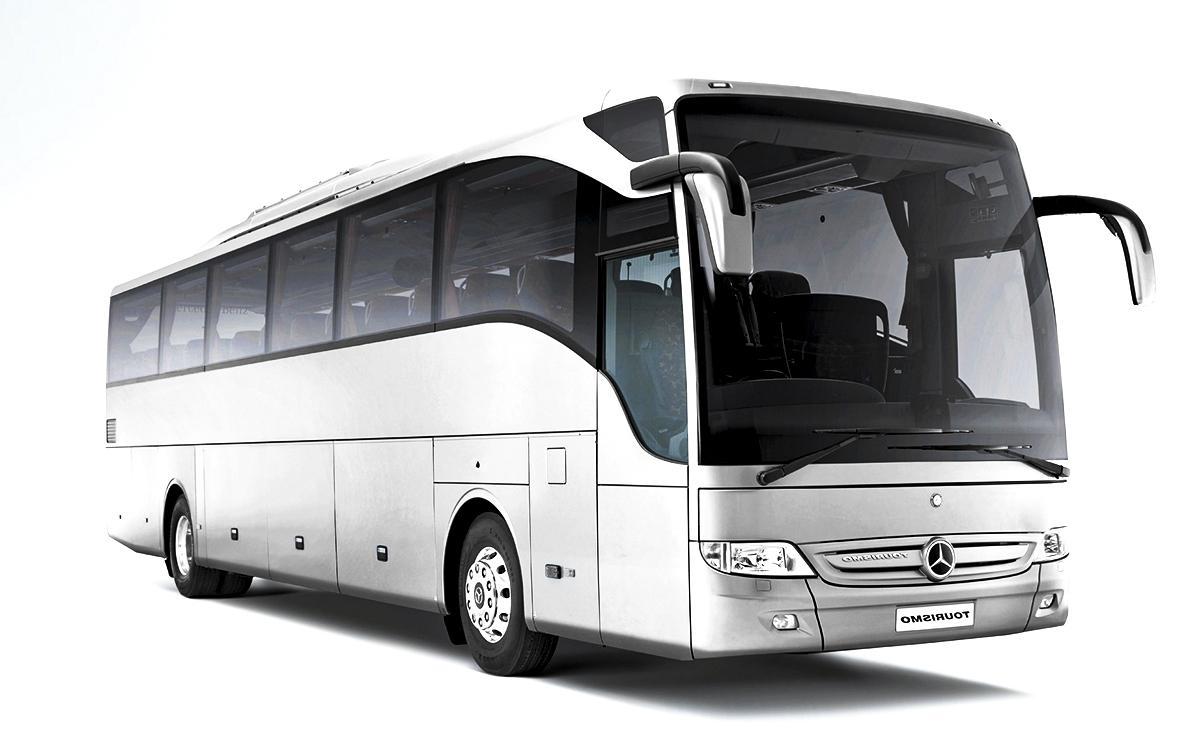 Mercedes Tourismo - Аренда пассажирского транспорта в Санкт-Петербурге
