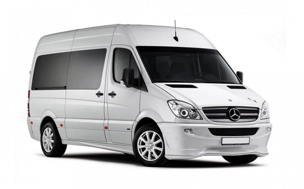 Mercedes Sprinter Vip - Аренда пассажирского транспорта в Санкт-Петербурге