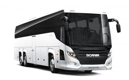 Scania Higer - Аренда пассажирского транспорта в Санкт-Петербурге