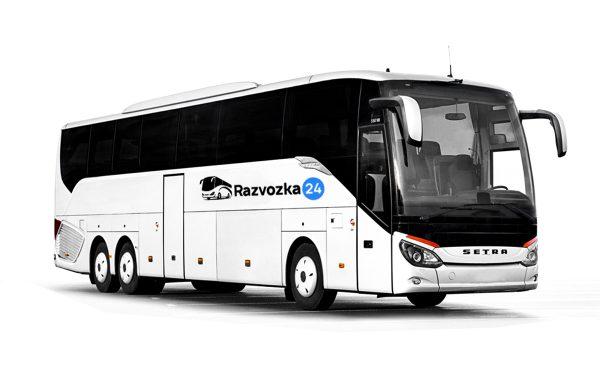 Setra - Аренда пассажирского транспорта в Санкт-Петербурге