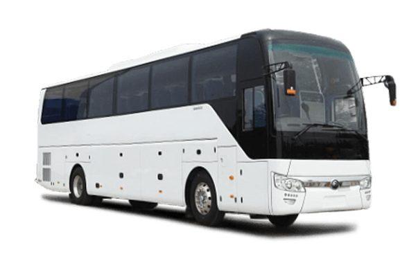 Yutong ZK 6122H9 - Аренда пассажирского транспорта в Санкт-Петербурге